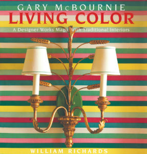 GARY MCBOURNIE: LIVING COLOR