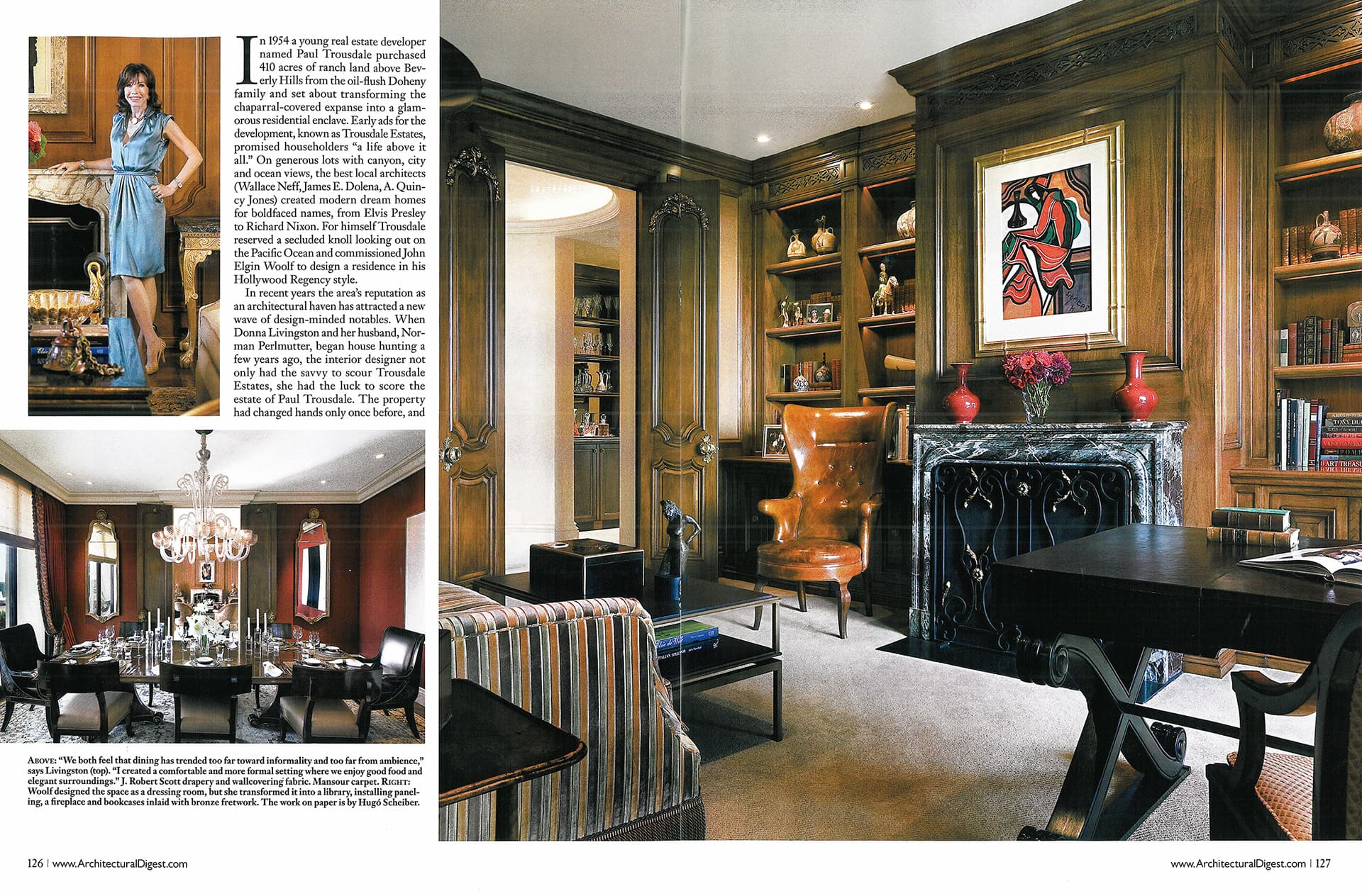 Architectural Digest I Grace