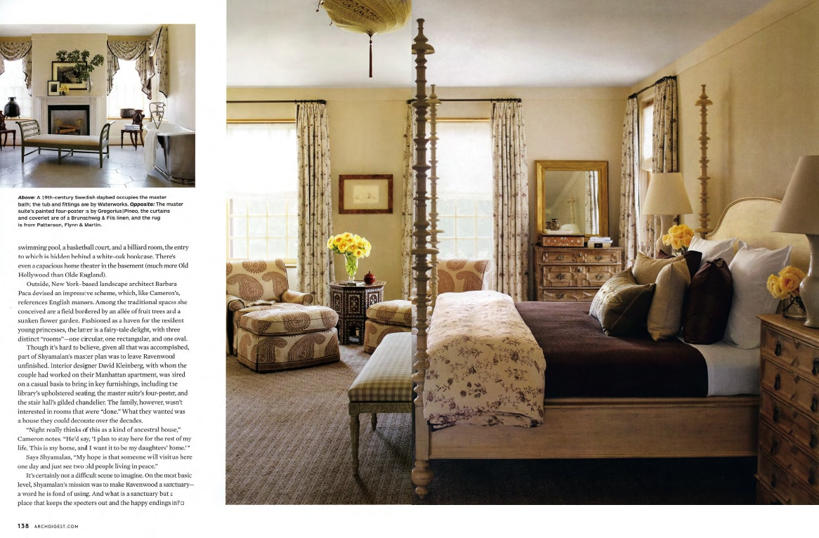 Architectural Digest June 2012 Spread5