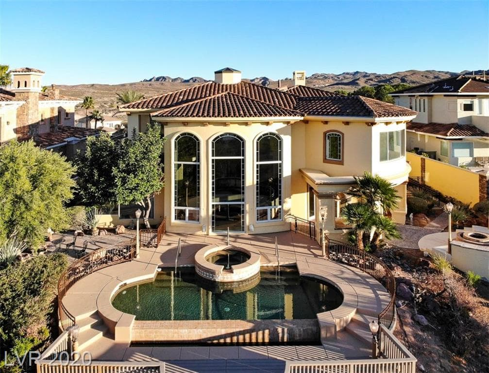Las Vegas luxury general contracting and home builders